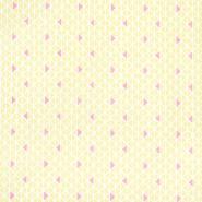 Pamuk, popelin, geometrijski, 20831-1