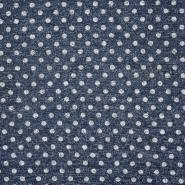 Wirkware, Melange, Punkte, 20941-0802, blau