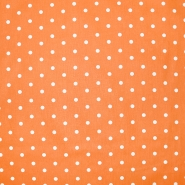 Bombaž, poplin, pike, 20843-2, oranžna