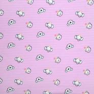 Jersey, pamuk, dječji, 20896-3003, ružičasta