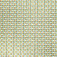 Baumwolle, Popeline, Punkte, 20844-5, grün