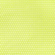 Pamuk, popelin, geometrijski, 20848-1, zelena