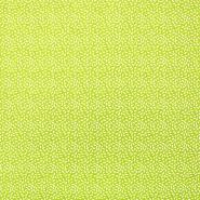 Bombaž, poplin, riž, 20849-1, zelena