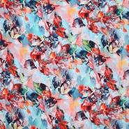 Gewebe, Viskose, abstrakt, 21079-005