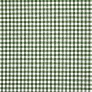 Dekor tkanina, karo, 21031-2, zelena
