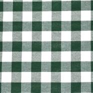 Dekostoff, Karo, 21033-2, grün