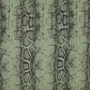 Pletivo, piké, zmija, 21107-321, zelena