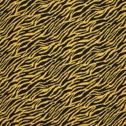 Chiffon, Kreppstoff, Polyester, Tiere, 21110-570