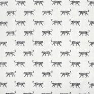 Gewebe, Viskose, Tiere, 21116-984