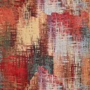 Dekostoff, Jacquard, abstrakt, 21140