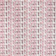 Umjetna koža Lipo, 21176-1, bijelo-ružičasta