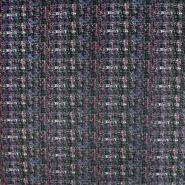 Kunstleder Lipo, 21176-2, schwarzrosa - Bema Stoffe