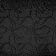 Umetno usnje Sekiz, 19351-4, črna