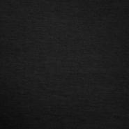 Jersey, pamuk, interlock, 21265-999, crna