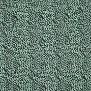 Jersey, Baumwolle, Tiere, 21291-1020, grün