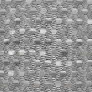 Dekostoff, Jacquard, geometrisch, 21298
