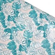 PVC für Tischdecken, Natur, 21305