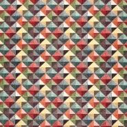 Dekostoff, Jacquard, geometrisch, 21314-29