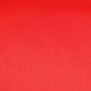 Saten, pamuk, 21360-5, crvena