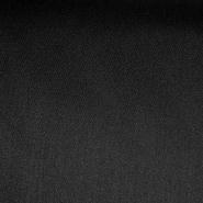 Saten, pamuk, 21360-8, crna