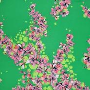 Seite, Druck, floral, 21373-1