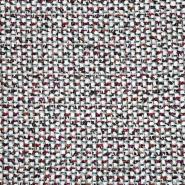 Für Anzüge, Chanel, 21369-09, weiß-rot