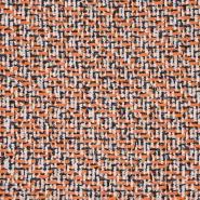 Für Anzüge, Chanel, 21369-19, orange-weiß