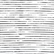Jersey, Baumwolle, Streifen, 21432-32, weiß