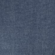 Leinen, Viskose, 20554-008, dunkelblau