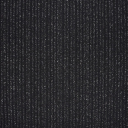 Wirkware, gerippt, 19728-069, schwarz