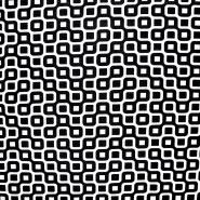 Dekostoff, Druck, geometrisch, 21469-069