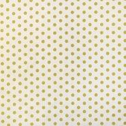 Deko, tisak, točke, 16770-080, žuta
