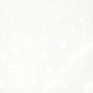 Damast, geometrijski, 21473-051, krem