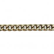 Verižica, 15mm, 21512-007, staro zlato