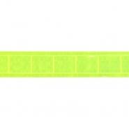Reflexionsband, 25 mm, 21544-092, gelb