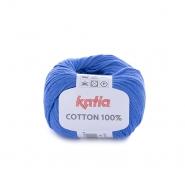 Preja, Cotton 100%, 14733-52, modra