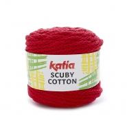 Pređa, Scuby Cotton, 21553-119, crvena
