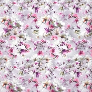 Jersey, Viskose, Digitaldruck, floral, 21375-15