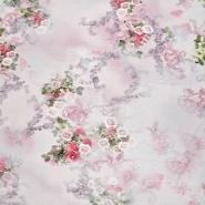 Jersey, viskoza, digital, cvetlični, 21375-39