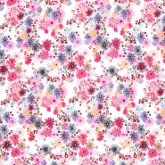 Jersey, viskoza, digital, cvetlični, 21375-64