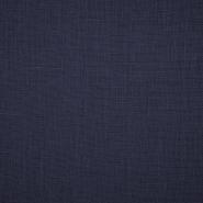 Leinen, 21555-108, dunkelblau