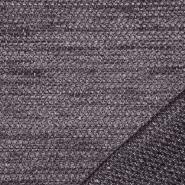 Dekostoff, Jacquard, Magia, 21559-003, hellviolett