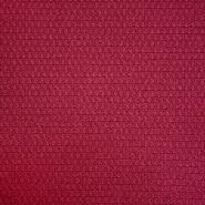 Deko žakard, Naxos, 21566-302, rdeča
