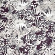 Dekostoff, Natur, 21570-200, braungrau