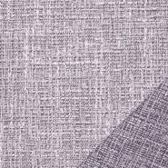 Dekostoff, Jacquard, Cindy, 21563-001, hellviolett
