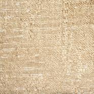 Dekostoff, Jacquard, Sultan, 21561-008, hellbraun