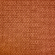 Dekostoff, Jacquard, Naxos, 21566-304, orange