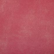 Umjetna koža, semiš, Techno Nabuk, 19632-304, crvena