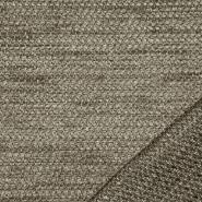 Dekostoff, Jacquard, Magia, 21559-402, grün-beige