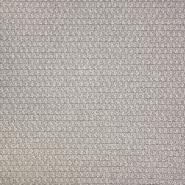 Dekostoff, Jacquard, Naxos, 21566-400, beige - Bema Stoffe